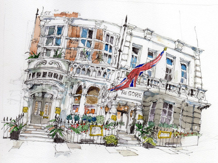 Gore Hotel - Queen's Gate