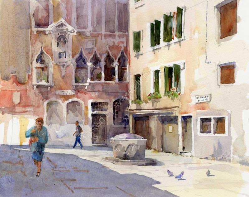 Campiello S. Maria Nova, Venice