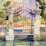 Venetian garden - sold