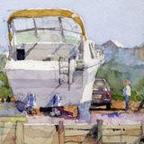 Boatyard, Walton-on-the-Naze