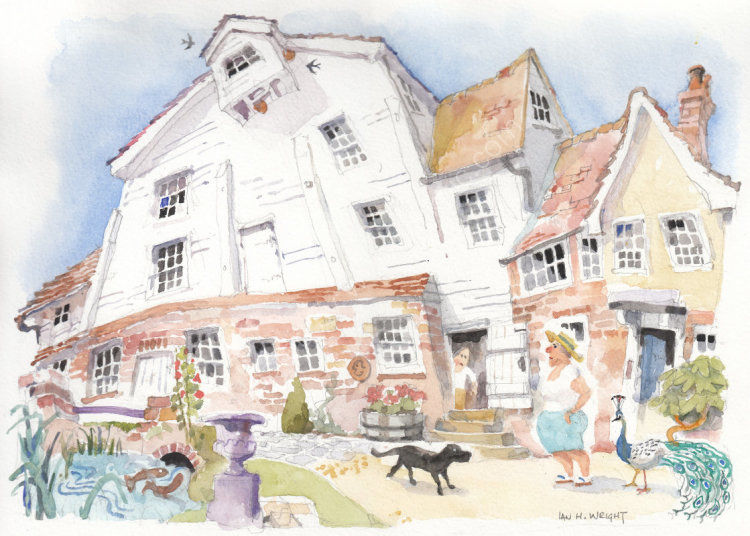 Wiston Mill, Suffolk - <B><FONT color =&quot;red&quot;>sold</FONT></B>