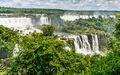 South America (Iguazu Falls)