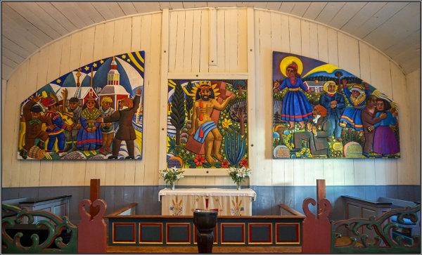 Altar Jukkajarrvi