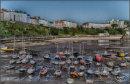 Boats at Tenby