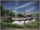 Canal yard