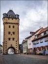 Clock tower Miltenberg