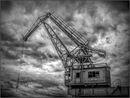 Crane by M A N