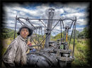 Driving Puffing Billy
