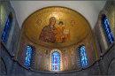 Interior detail St James, Jerusalem