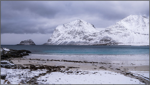 Lofoten shore