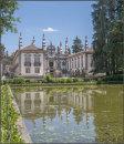 Mateus palace and pond