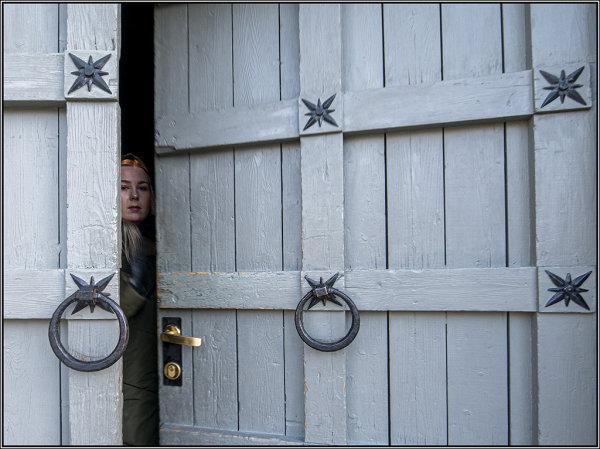 Opening Nidaros door