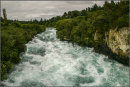 Waikato river at Huka