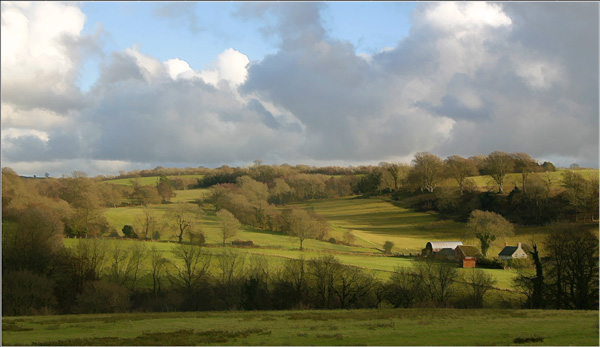 Ystrad farm