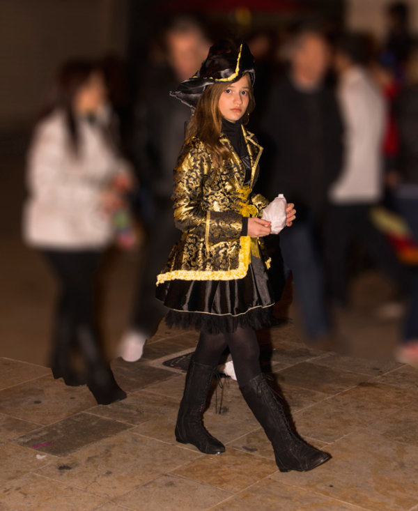 Malta.Valetta Carnival February 2014