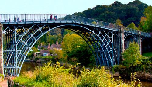 Ironbridge.Shropshire.