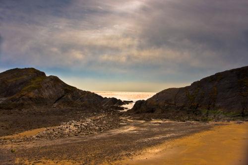 Mumbles Bay.Swansea.