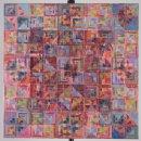 DISSOLUTION 1 Acrylic on Canvas 90 x 90cms