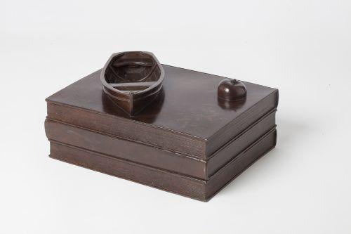 'MAYFLY'  Bronze  17h x 34 x 26