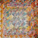 Medina Marrakech Acrylic on Canvas 120x120cms