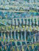 Little Goyle WinterAcrylic on Canvas90x70cms SOLD