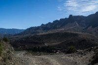 The volcanic landscape of Gran Canaria 1