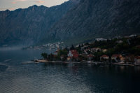 Kotor Bay view