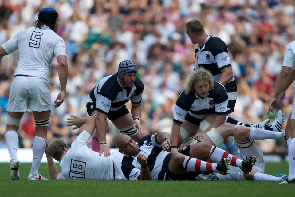 England v Barbarians 1D 58