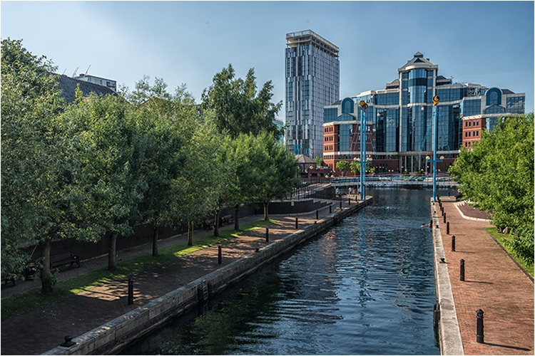 WSP Building & Mariner's Canal