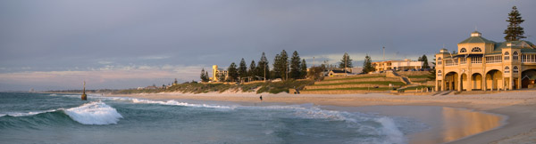 Cottesloe Beach tearooms