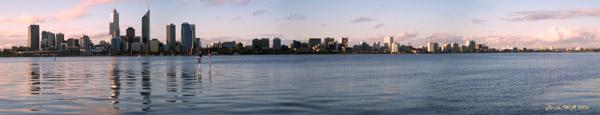 Perth panorama