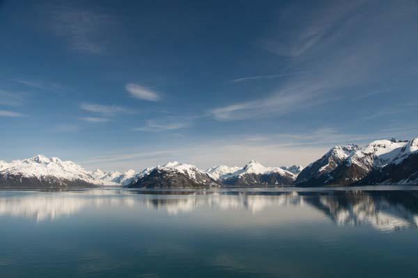Rendu Glacier panorama