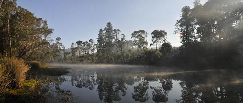 Grimwade dam