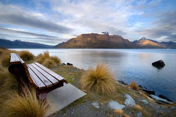 Lakeside seat