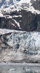 Margerie Glacier face
