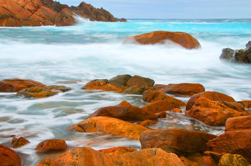 ocean pallette
