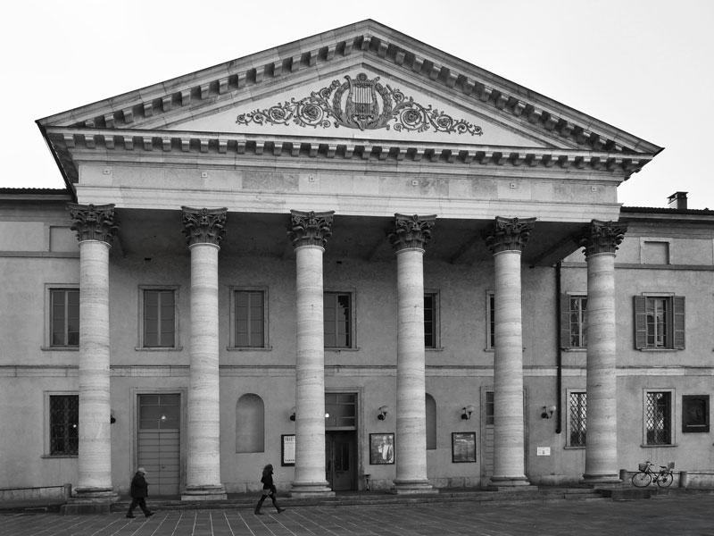 the Como 'teatro'