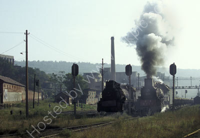 Departure from Yima Colliery.