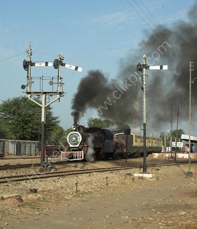 Departure from Mirpur Khas towards Khokrapar.