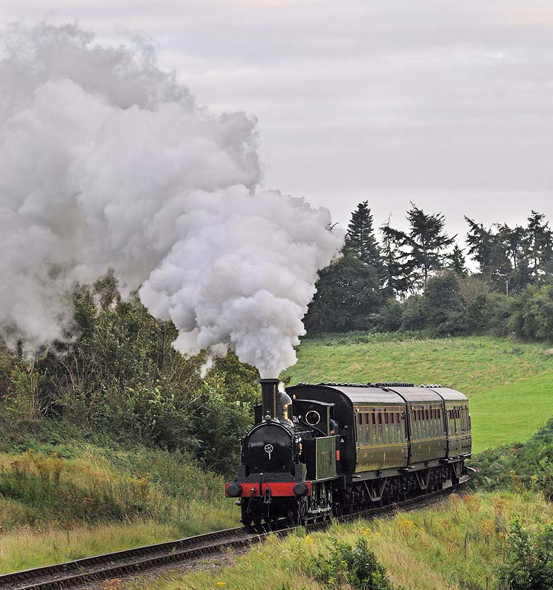 7799 climbs Eardington Bank