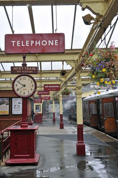 Keighley Station