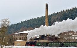 DEparture from Hammerunterwiesenthal