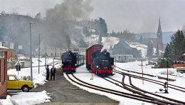 Hammerunterwiesenthal crossing
