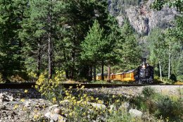 Colorado Railways- Durango to Silverton