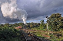 Departure from Bewdley