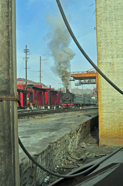 A nice departure at Sanyelan.