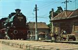 Country station between Timisoara and Resita.