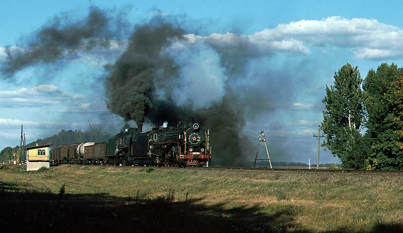 FD20-2714 and SO17-3146 at Komazovka