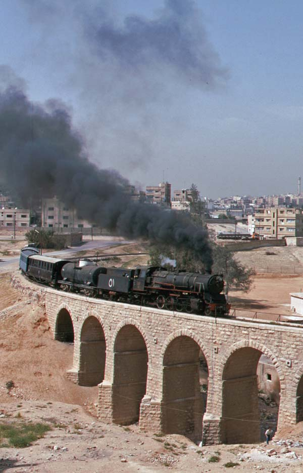 No 51 heads to Mafraq north of Amman.