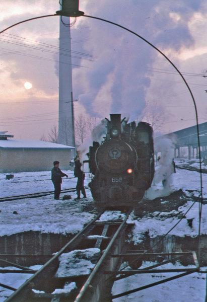 Hunjiang Ironstone Railway narrow gauge